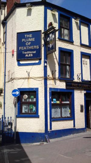 Plume of Feathers, Carmarthen